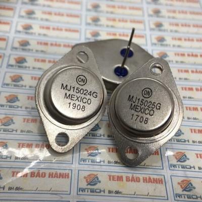 MJ15025G/mj15024g