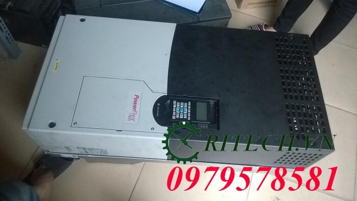 Hình ảnh sửa chữa biến tần Power Flex 753 công suất 160kw