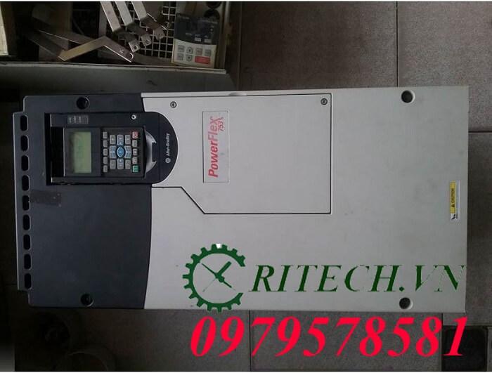 Hình ảnh sửa chữa biến tần Powerflex 753 110kw