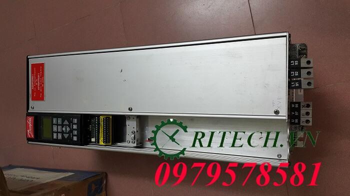 Sửa chữa biến tần Danfoss VLT 5000