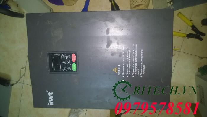 Sửa chữa biến tần invt chf-100