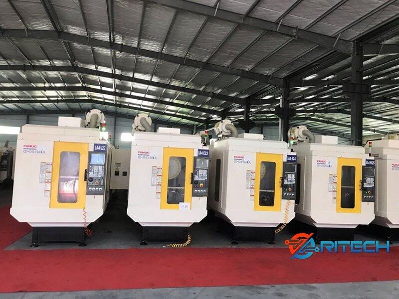 Sửa chữa máy CNC tại Hà Nội