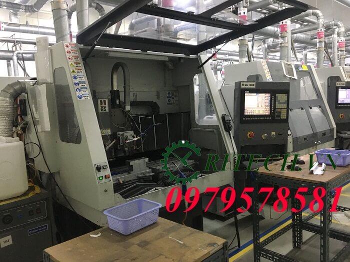 Sửa chữa máy CNC GS Tech