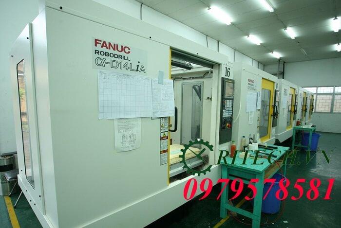 Sửa chữa máy khoan cnc Fanuc