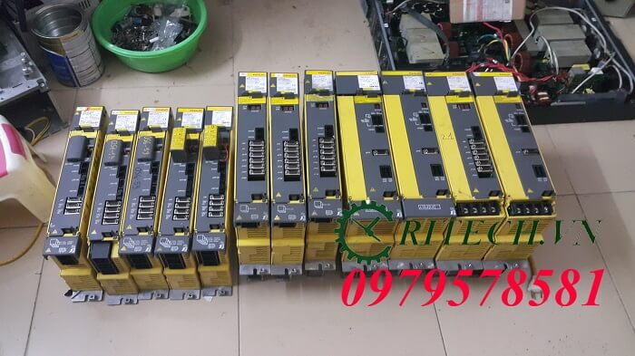 Sửa chữa servo Amplifier Fanuc