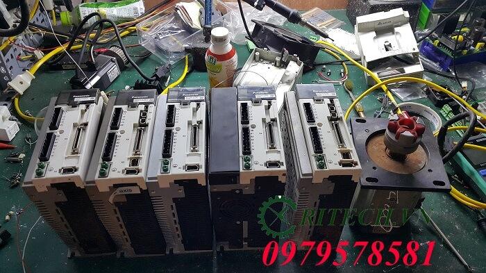 sửa chữa servo Panasonic tại RITECH
