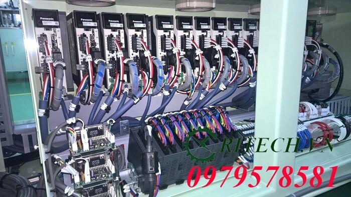 Sửa chữa servo Panasonic A5