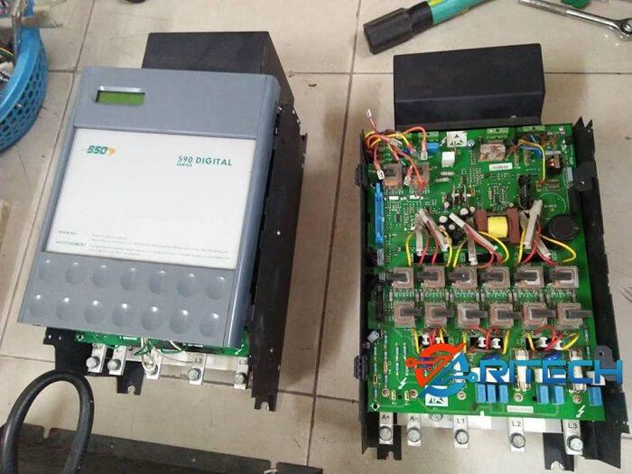 Sửa chữa DC Parker SSD 590