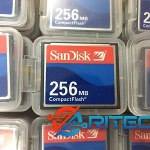 Thẻ nhớ CF SANDISK 256MB