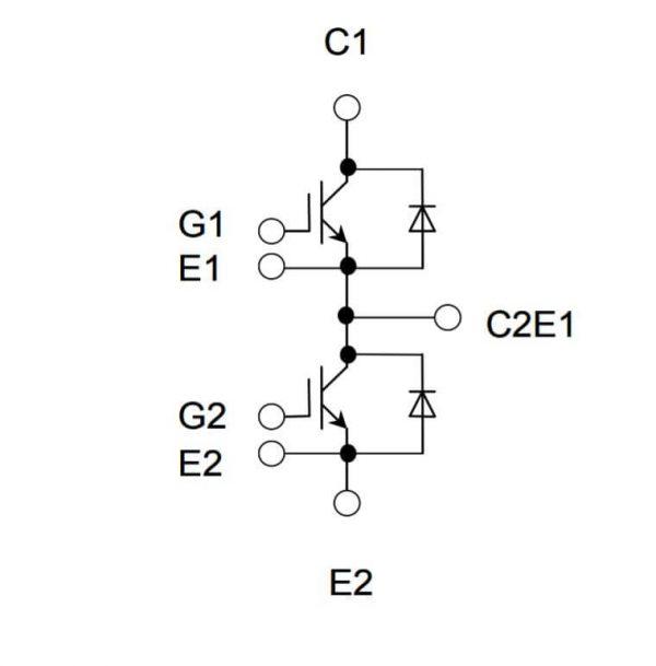 2MBI450VE-120-50