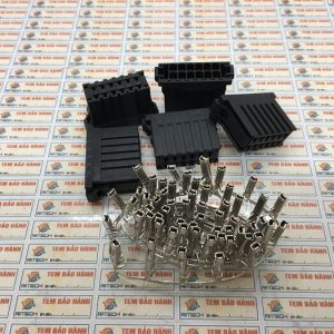 AMP D-3 ,178289-6 A06B-6078-K811 zắc cắm 12 lỗ