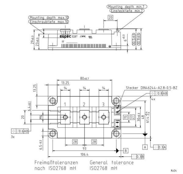 BSM300GB120DN2