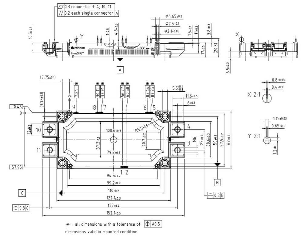 FF300R17ME3