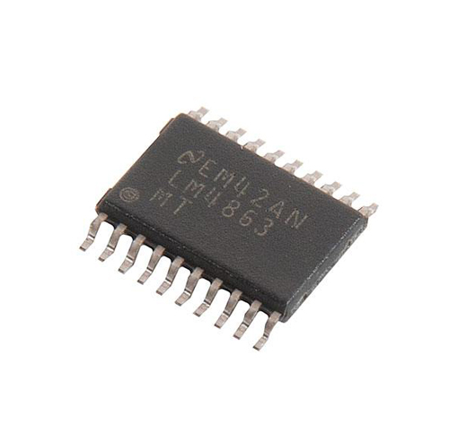 LM4863MT