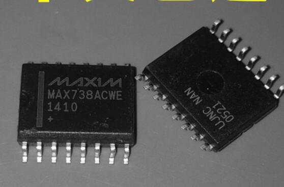 MAX738ACWE