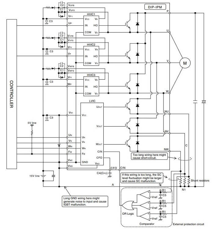 Cấu tạo PS21765