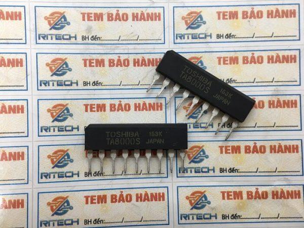 TA8000S