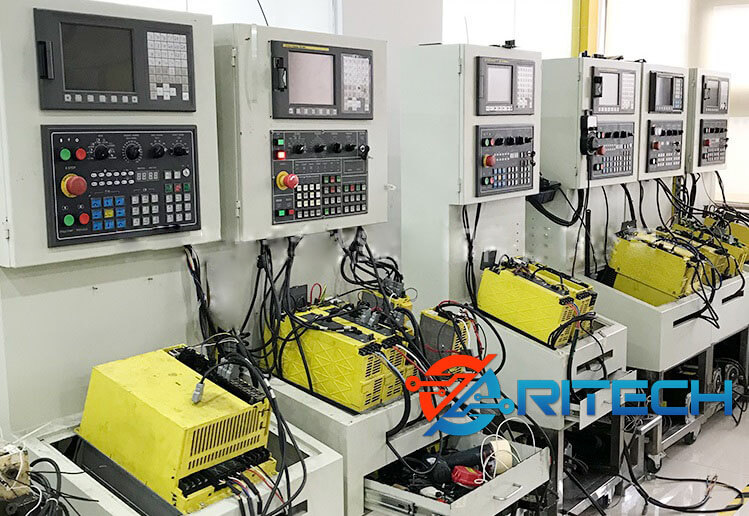 Bộ test CNC Fanuc