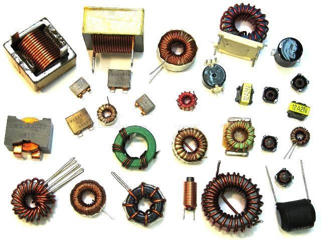 Cuộn kháng và những thiết bị được dùng trong lĩnh vực điện