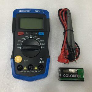 Đồng hồ đo tụ điện dm6013l