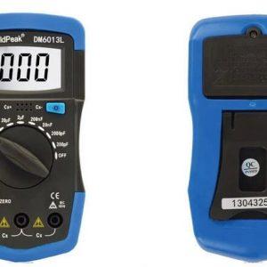 Đồng hồ đo điện dung dm6013l