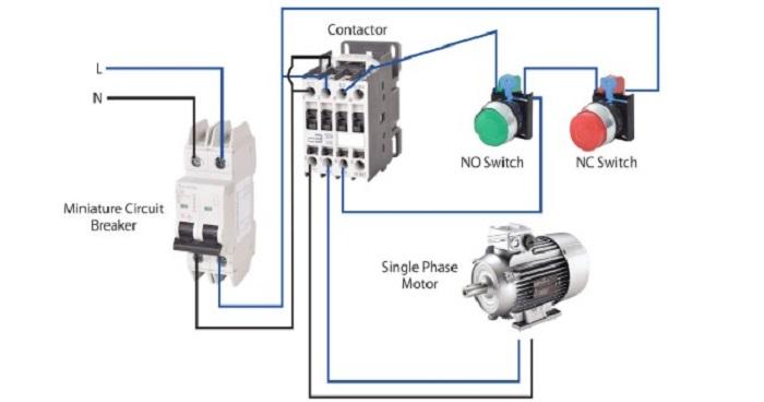 Chọn dòng điện phù hợp cho động cơ 1 pha
