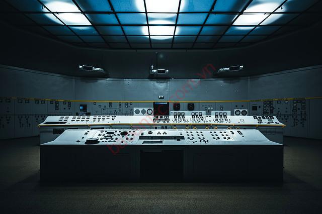 hệ thống điều khiển phân tán dcs được dùng nhiều trong nhà máy