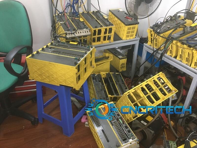 Sửa chữa máy tính công nghiệp ( CPU) Fanuc
