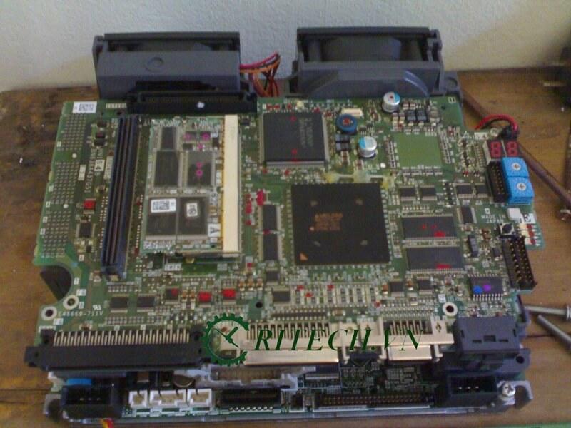sửa chữa máy tính công nghiệp mitsubishi