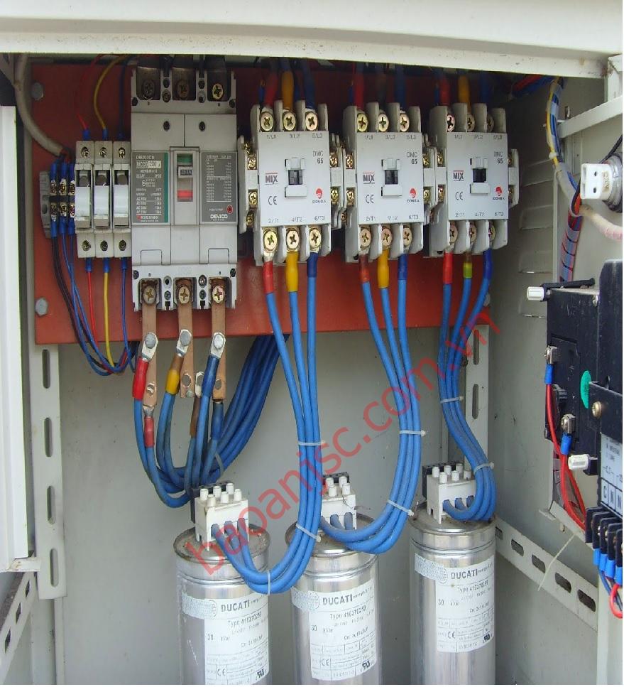 Tủ điện bù công suất phản kháng