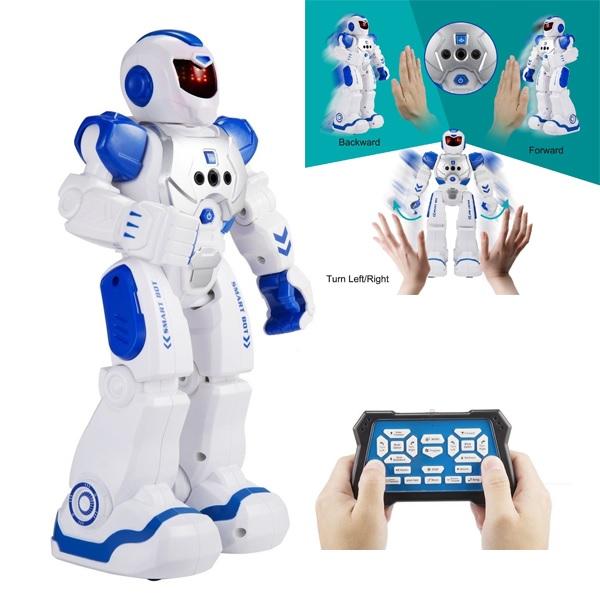 Ứng dụng của động cơ bước trong thiết bị điều khiển robot