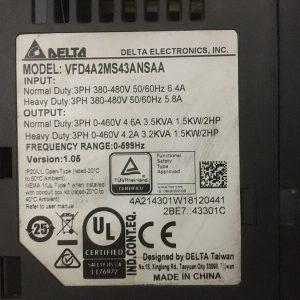 biến tần cũ delta ms300 1.5kw giá rẻ