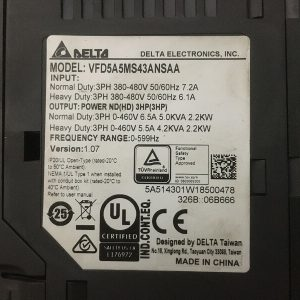 Biến tần cũ Delta MS300 2.2kw giá rẻ