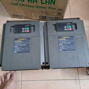 biến tần fuji FVR-E11 7.5kw cũ