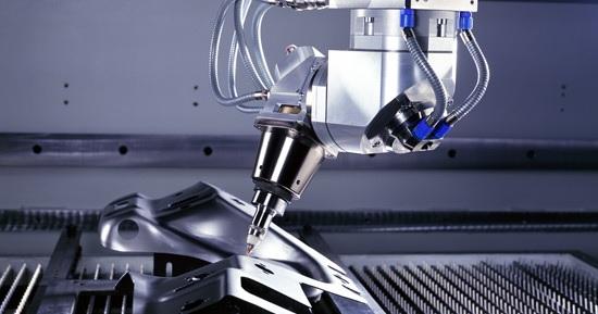 Ứng dụng của động cơ bước trong thiết bị cắt gọt (CNC)