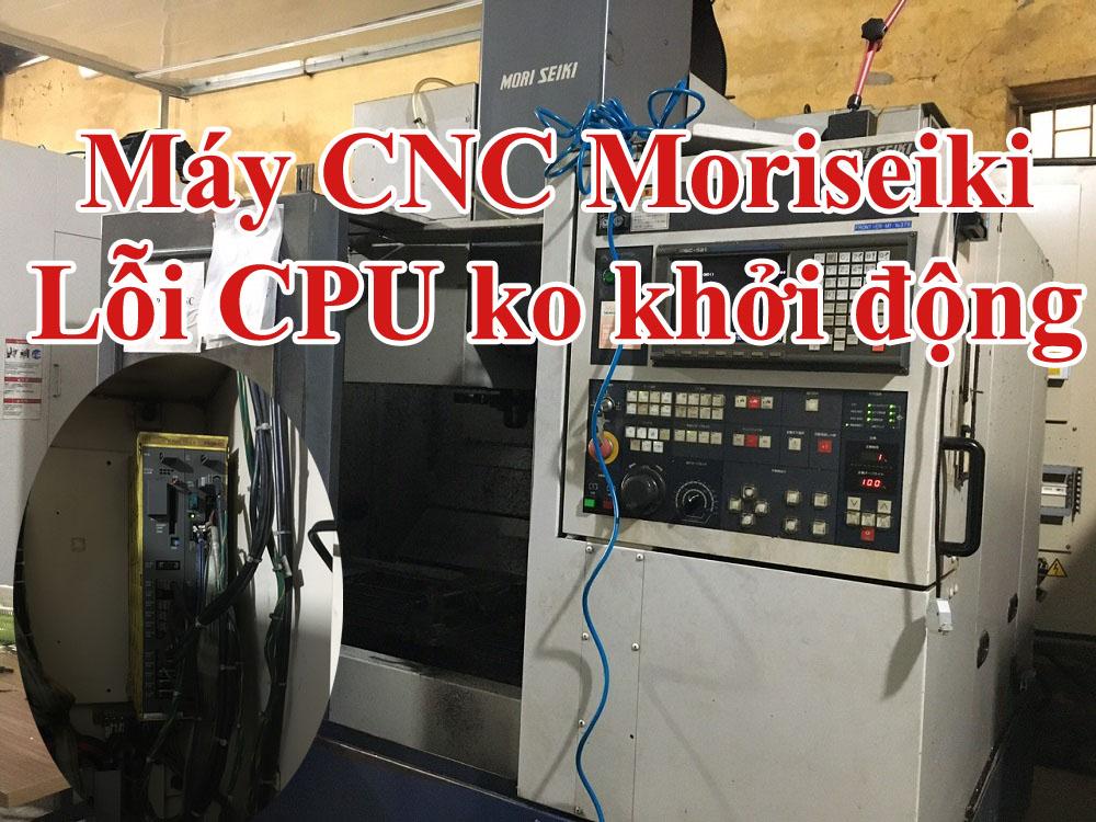 Sửa chữa máy CNC Moriseki