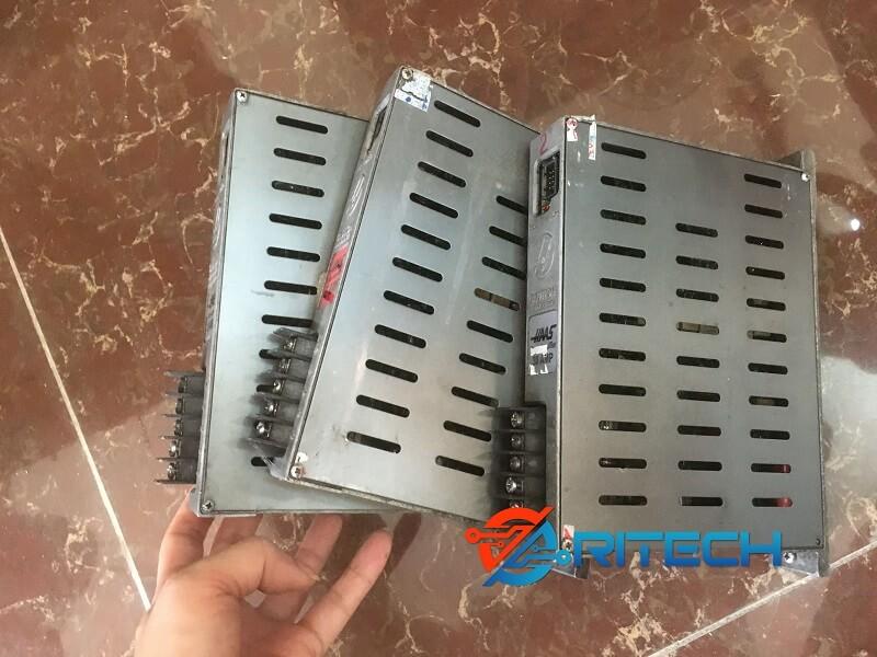 Sửa chữa servo amplifier máy CNC Haas