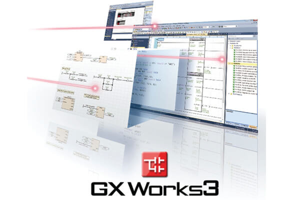 Phần mềm GX Works3 Mitsubishi